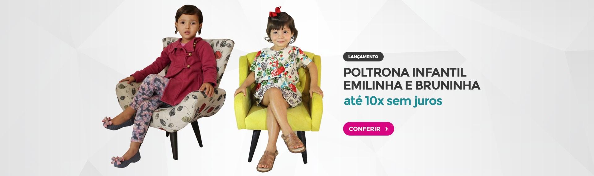 Fim de Ano Milani - Poltrona Infantil