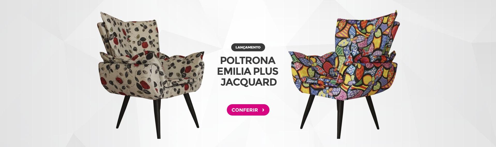 Fim de Ano Milani - Poltrona Emilia Plus