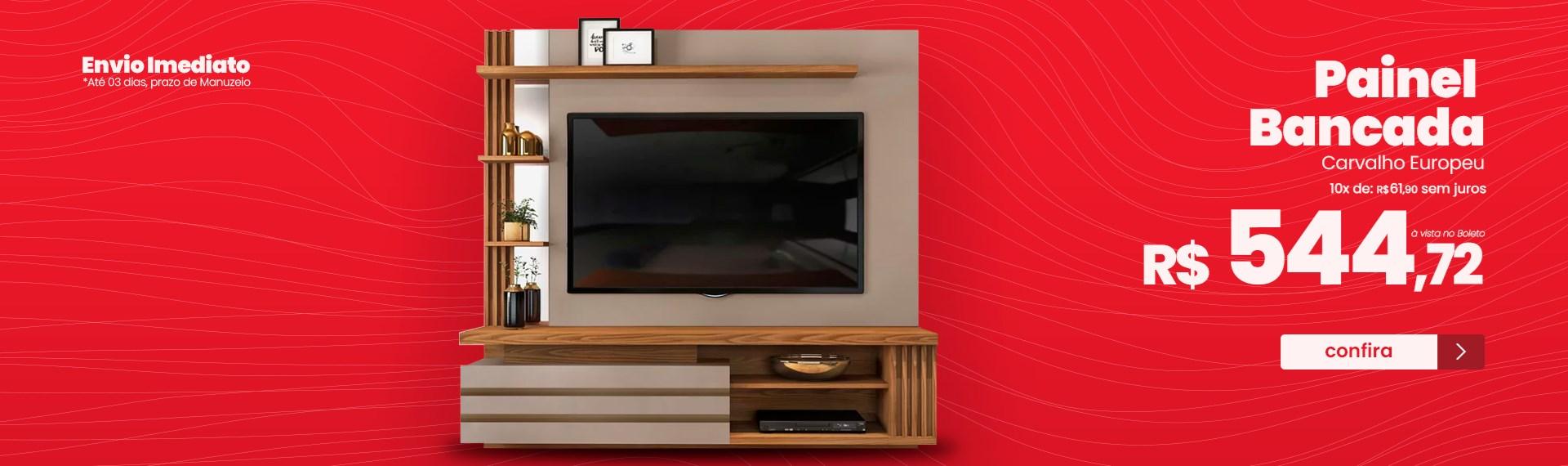Painel Bancada Para TV 55