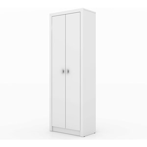 Armario 02 Portas Para Escritório ME4105 Branco Tecno Mobili