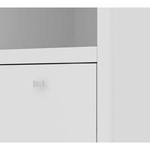 Armario Arquivo Para Pasta Suspensa ME4118 Branco Tecno Mobili
