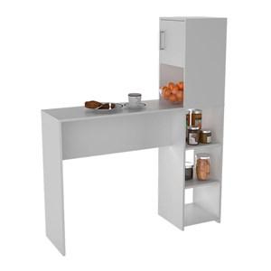 Bancada Gourmet Para Cozinha BAC2000 Branco APT Milani Store