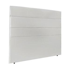 Cabeceira Casal 140cm Bia Corano Branco ID Milani Store