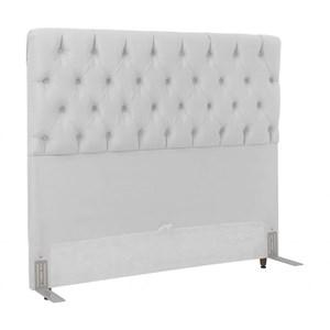 Cabeceira Casal 140cm Paris Corano Branco SB Milani Store
