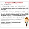Conjunto Para Escritorio 03 Pecas Y37 Nogal Preto Artany