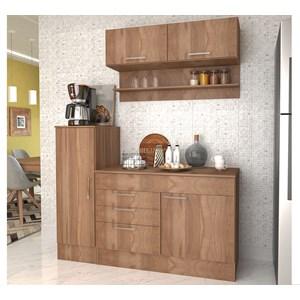 Cozinha Compacta 05 Portas Marajó CJ02 Montana Nova Mobile
