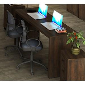 Escrivaninha Para Escritório ME4109 Rustico Tecno Mobili