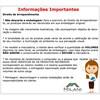 Escrivaninha Suspensa Work ESC4003 Preto APT Milani Store
