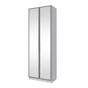 Guarda Roupa 02 Portas Com Espelho Modulado Exclusive M234 Branco HP Henn
