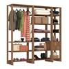 Guarda Roupa Closet 3 Peças Yes EY101.103.106 Montana Nova Mobile