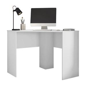 Mesa De Canto Para Computador Cubic Branco Caemmun
