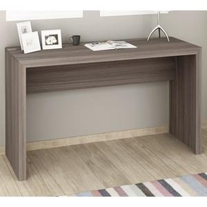 Mesa Escrivaninha Para Escritorio ME4135 Carvalho Tecno Mobili