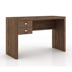 Mesa Para Computador / Escritorio ME4123 Nogal Tecno Mobili