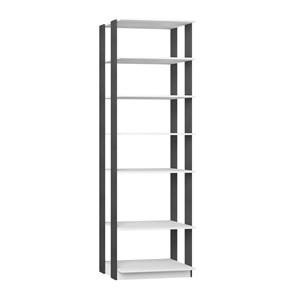 Modulo Para Closet 05 Prateleiras Clothes 1002 Branco Espresso Be Mobiliario