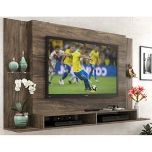 Painel 180CM Para TV 60 Polegadas PF00 Naturalle Fellicci Moveis
