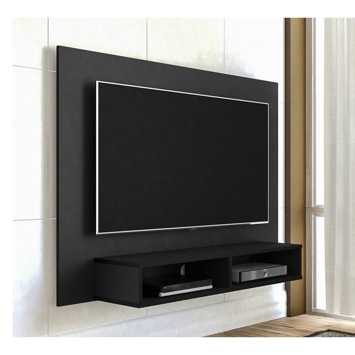 Painel Para TV 42 Polegadas Flash Preto Artely