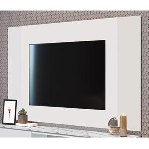 Painel Para Tv 60 Polegadas Extensivel Linha Vesta 27846 Branco Artesano