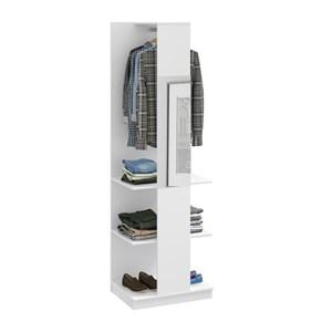 Roupeiro Tog 1005 Branco Com Espelho Be Mobiliario