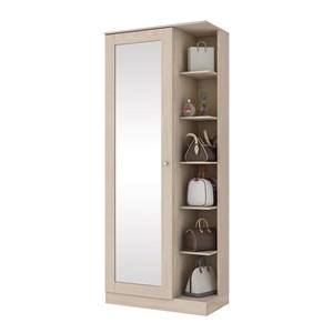 Sapateira 1 Porta Com Espelho Duetto D182 Fendi II Henn